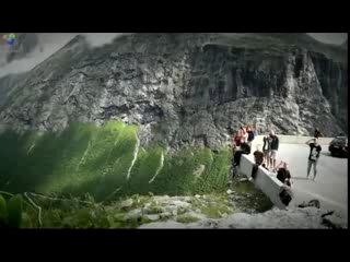 10 самых сумасшедших прыжков